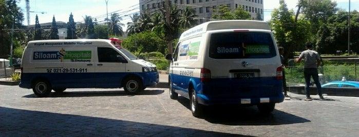 Siloam Hospitals is one of สถานที่ที่ Pinky ถูกใจ.