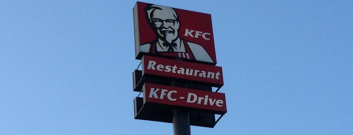 Kentucky Fried Chicken is one of Köln.