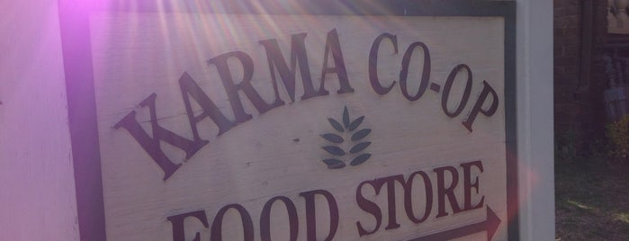 Karma Co-operative is one of Specialty Food & Drink Shops in Toronto.