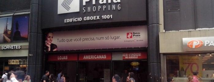 Rua da Praia Shopping is one of Sitios Internacionales.