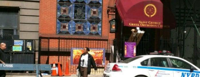 St. George Greek Orthodox Church is one of New York!.