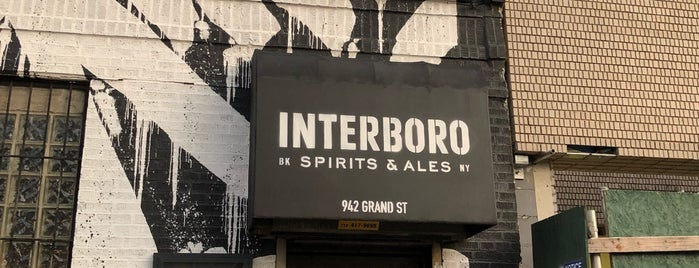 Interboro Spirits and Ales is one of Orte, die st gefallen.