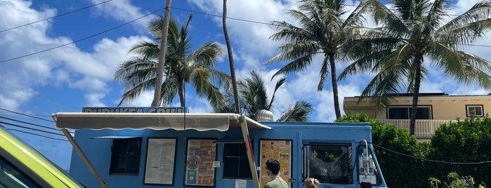 Pupukea Grill is one of Waikiki, Oahu, Hawaii.