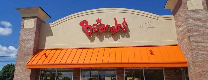 Bojangles' Famous Chicken 'n Biscuits is one of Beckley.