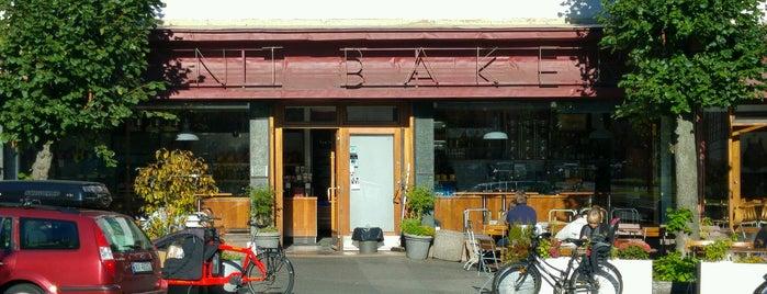 Åpent Bakeri is one of Oslo.
