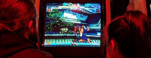 Freeplay Bar & Arcade is one of ceo-rhode-island.