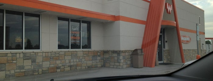 Whataburger is one of Texas move.