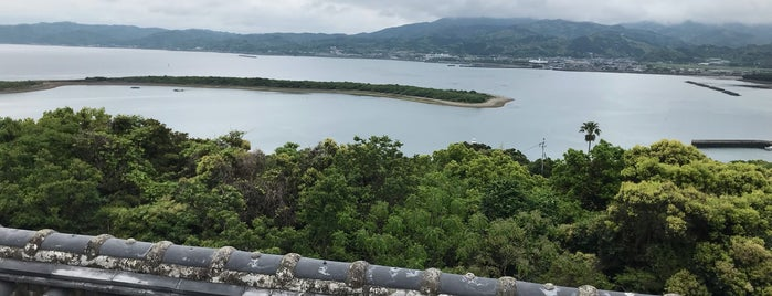 富岡城跡 is one of 201912熊本.