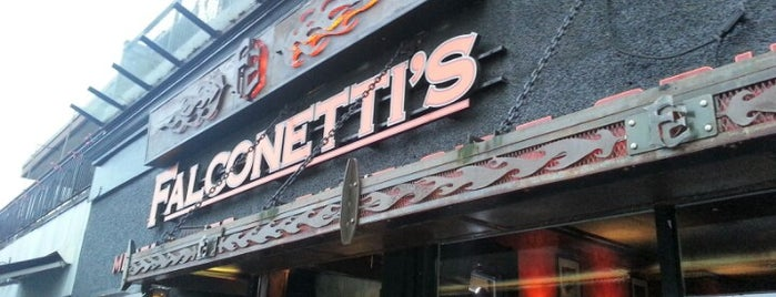 Falconetti's East Side Grill is one of Gespeicherte Orte von Whit.