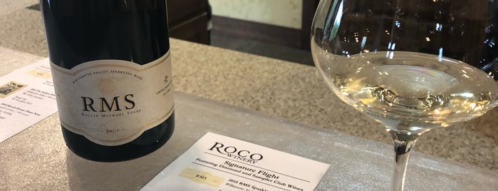Roco Winery is one of Oregon Wine Country.