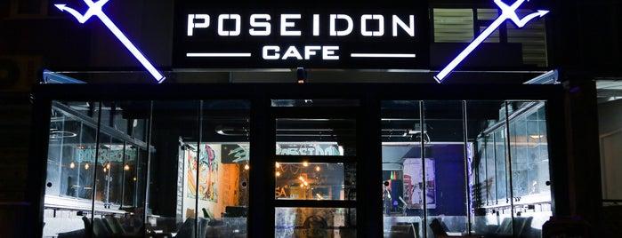 Poseidon Cafe is one of Altıeylül-Karesi.