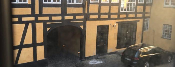 Bedwood Hostel is one of Lieux qui ont plu à H.