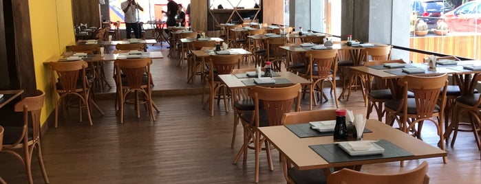 Nemo Sushi is one of Restaurantes ChefsClub: Fortaleza.