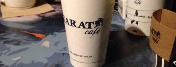 Garat Café is one of Daniel 님이 좋아한 장소.