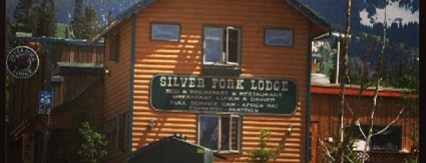 Silver Fork Lodge & Dining Room is one of Phil's Saved Places.