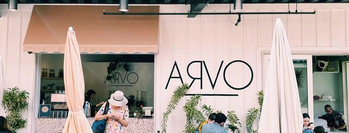 Arvo is one of Hawaii.