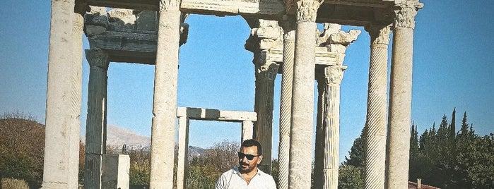 Aphrodisias Antik Kenti is one of Vandırful.