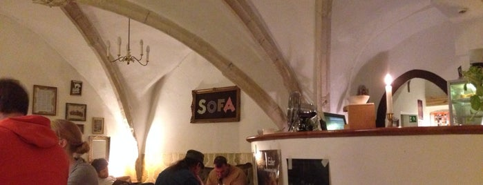 Cafe Sofa is one of Regensburg.