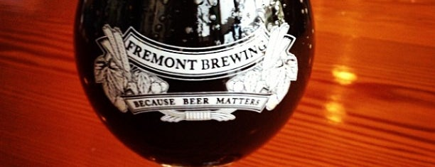 Fremont Brewing Company is one of Seattle.