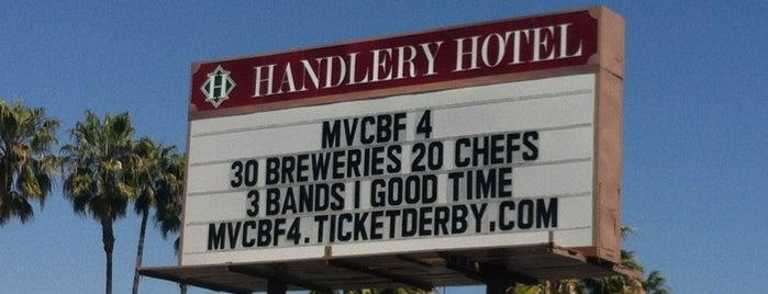 Handlery Hotel San Diego is one of Lugares favoritos de Christian.