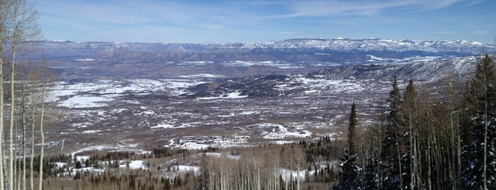 Powderhorn Ski Resort is one of Colorado Ski Areas.