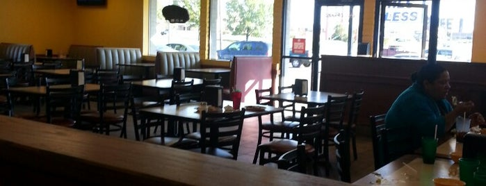 CiCi's Pizza - Closed is one of Free Wi-Fi spots in Topeka.