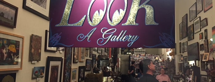 Look The Gallery is one of San Francisco 3.