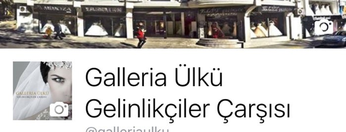 Fatih Galeria Ülkü Pasajı is one of Özlem Bayrak👑 : понравившиеся места.