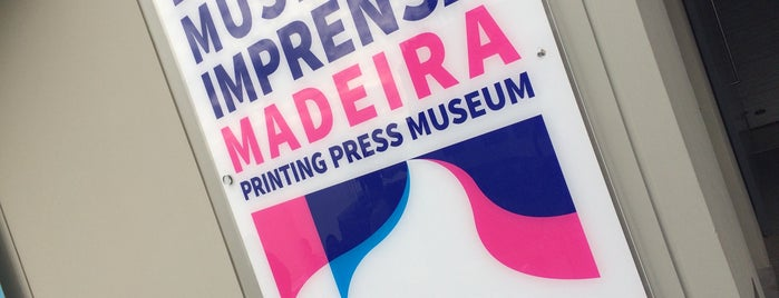 Museu de Imprensa da Madeira is one of Posti che sono piaciuti a Rute.