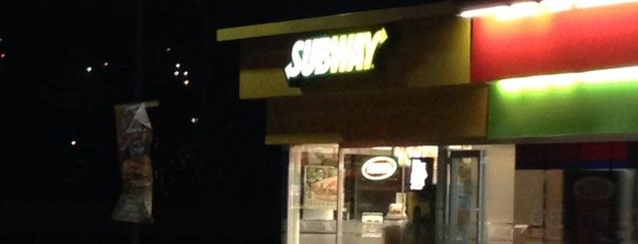 Subway is one of Antonio 님이 좋아한 장소.