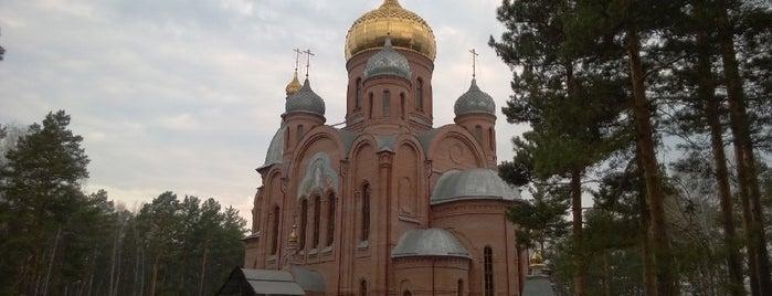 Собор Архистратига МИХАИЛА is one of Dmitriy : понравившиеся места.