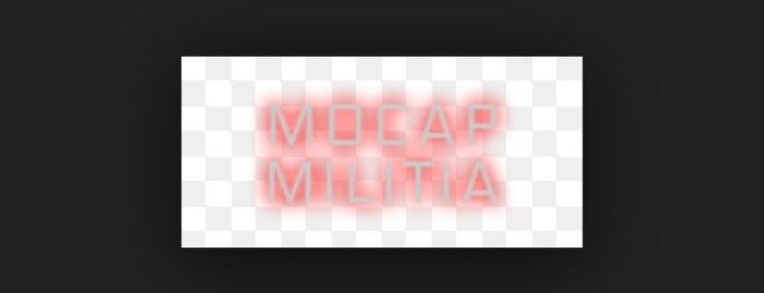 Mocap Militia Headquarters is one of สถานที่ที่ Warrent ถูกใจ.