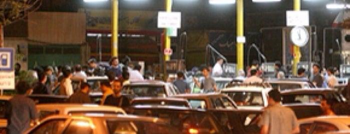 Gas Station   پمپ بنزین دولت - جایگاه ۲۶ is one of Lieux qui ont plu à Nora.