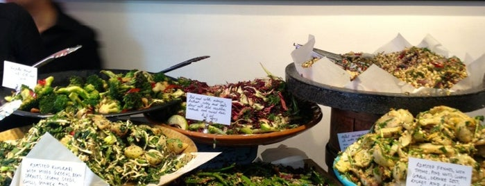 Ottolenghi is one of London.
