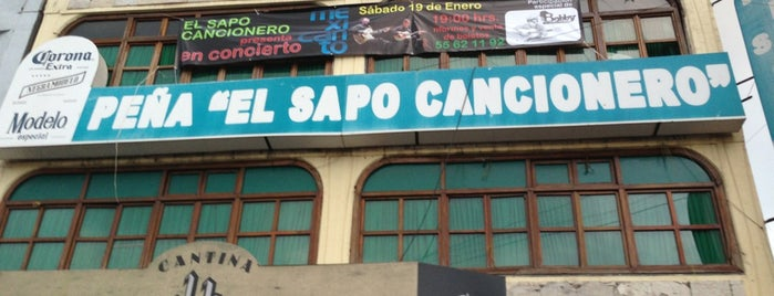 El Sapo Cancionero is one of Posti che sono piaciuti a Edel.