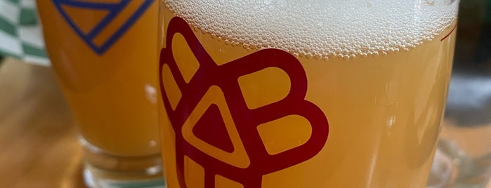 Bissell Brothers Brewing Co is one of Portland, ME.