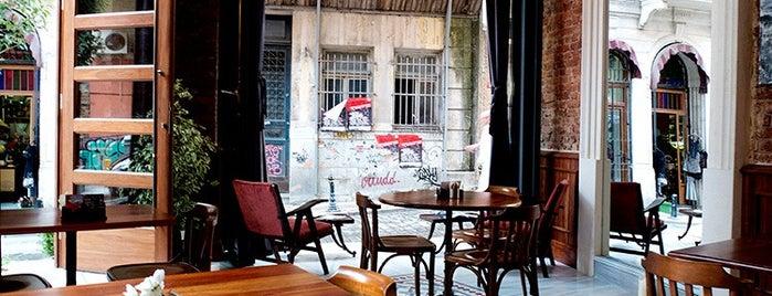 Corinne Hotel & Brasserie is one of İstanbul Yeme&İçme Rehberi - 2.