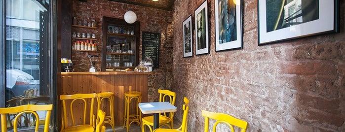Nano Cafe is one of İstanbul Yeme&İçme Rehberi - 2.
