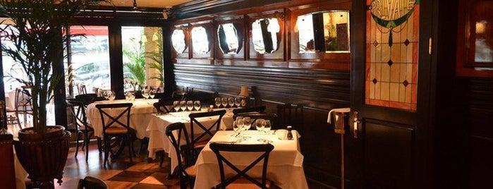 Brasserie La Brise is one of En İyi Mekân Tasarımı Adayları.