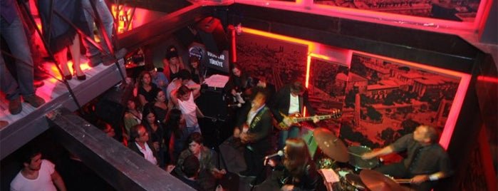 Nublu İstanbul is one of İstanbul.