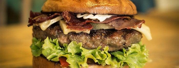 Biber Burger is one of İstanbul Yeme&İçme Rehberi - 2.