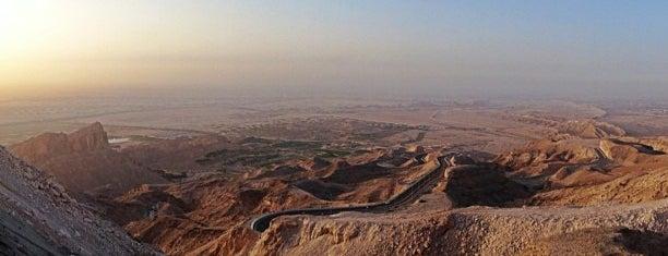 Jebel Hafeet is one of Dubai.