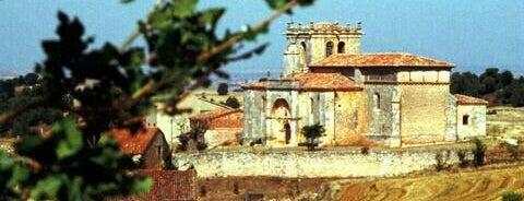 Iglesia San Cristobal, Cebrecos is one of Lugares favoritos de Ricardo.