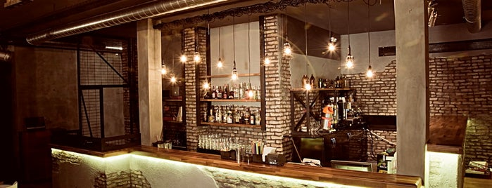 Fosil Karaköy is one of Bar.