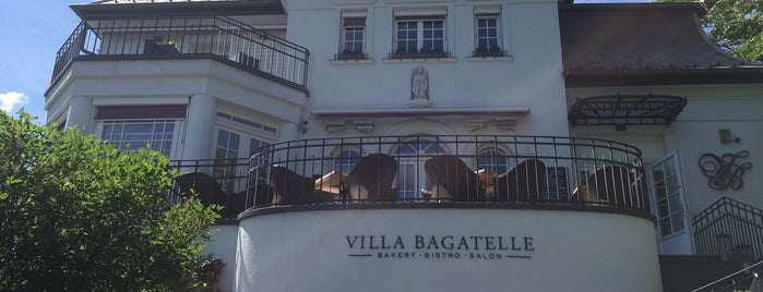 Villa Bagatelle is one of Lieux qui ont plu à András.