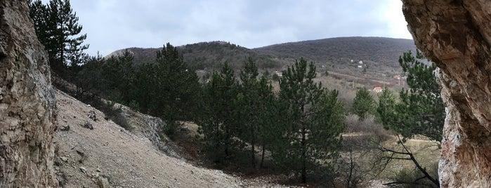 Odvas-hegy is one of Budai hegység/Pilis.