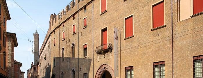 Palazzo Pepoli - Museo della Storia di Bologna is one of Bologna city.