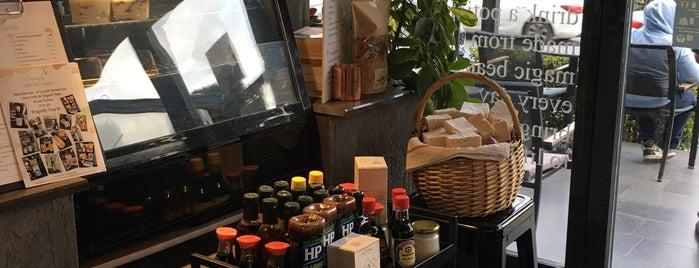 Dragonfly Coffee is one of Kahve Molası ☕️.