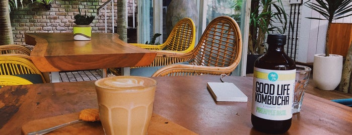 The Mocca Cafe is one of Bali.