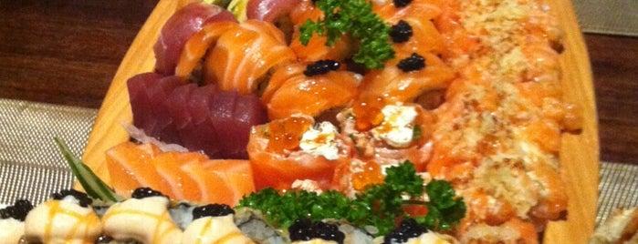 Matsuri Sushi Bar is one of Barcelona #menigagabcn.